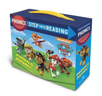 Paw Patrol Phonics Box Set (PAW Patrol) by Jennifer Liberts, Mike Jackson (9780553508789) - PaperBack - Children's Fiction Intermediate (5-7)