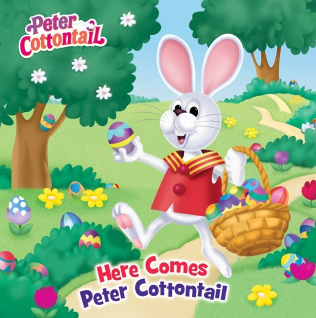 Here Comes Peter Cottontail Pictureback (Peter Cottontail)