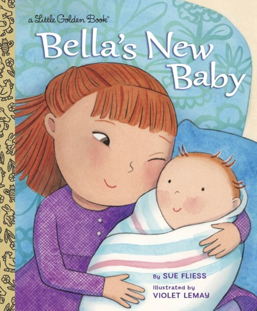 (ebook) Bella's New Baby