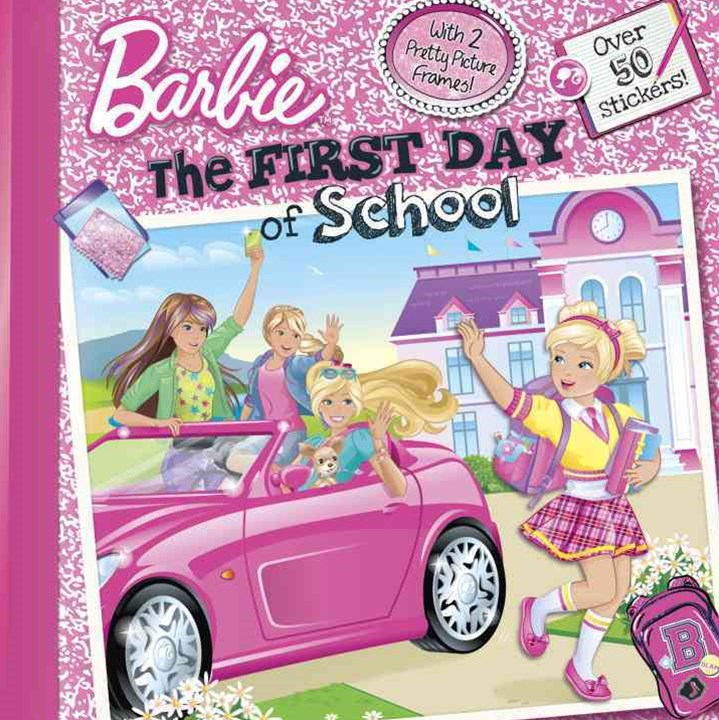 The First Day of School (Barbie)