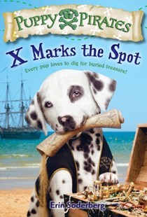 (ebook) Puppy Pirates #2: X Marks the Spot - Children's Fiction