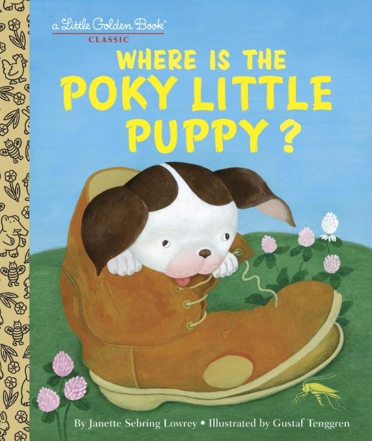 (ebook) Where is the Poky Little Puppy?