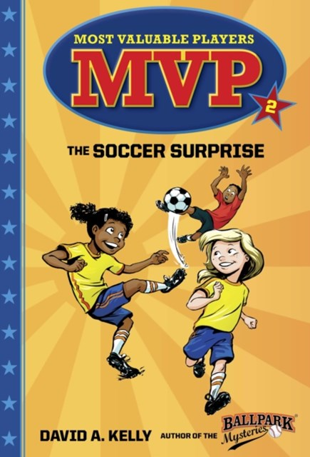 (ebook) MVP #2: The Soccer Surprise