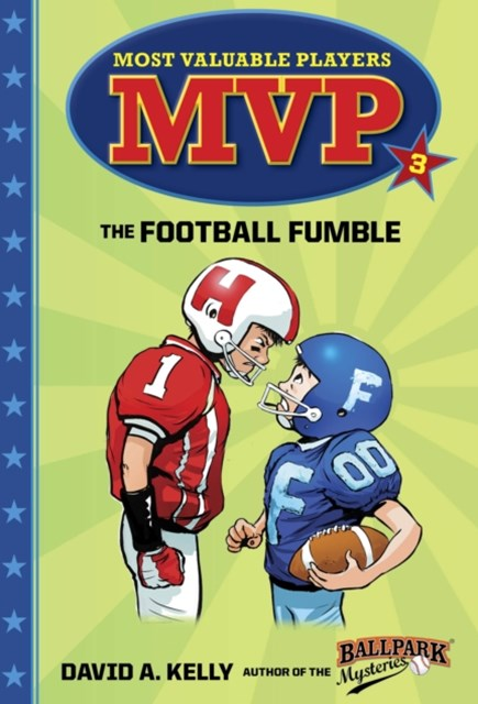 (ebook) MVP #3: The Football Fumble