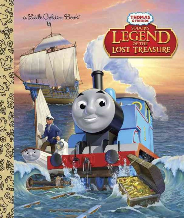 Legend of the Lost Treasure