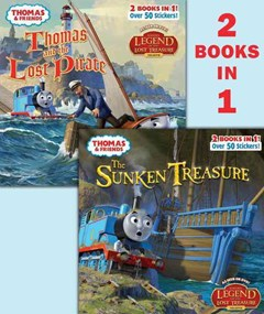 Thomas and the Lost Pirate / the Sunken Treasure