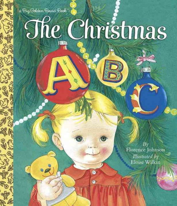 Christmas Abc, The Board Book
