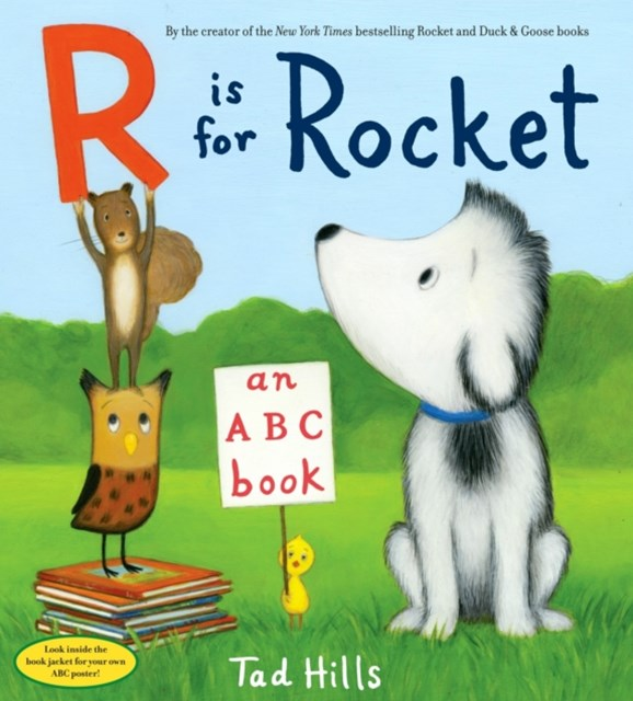 (ebook) R Is for Rocket: An ABC Book
