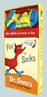 Fox in Socks and Socks in Box by Dr. Seuss (9780553524246) - HardCover - Children's Fiction Intermediate (5-7)