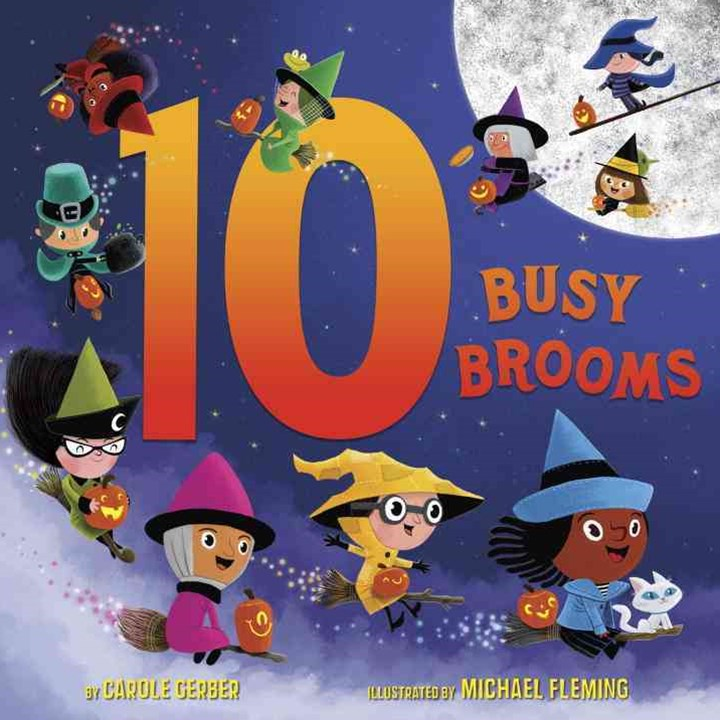 10 Busy Brooms