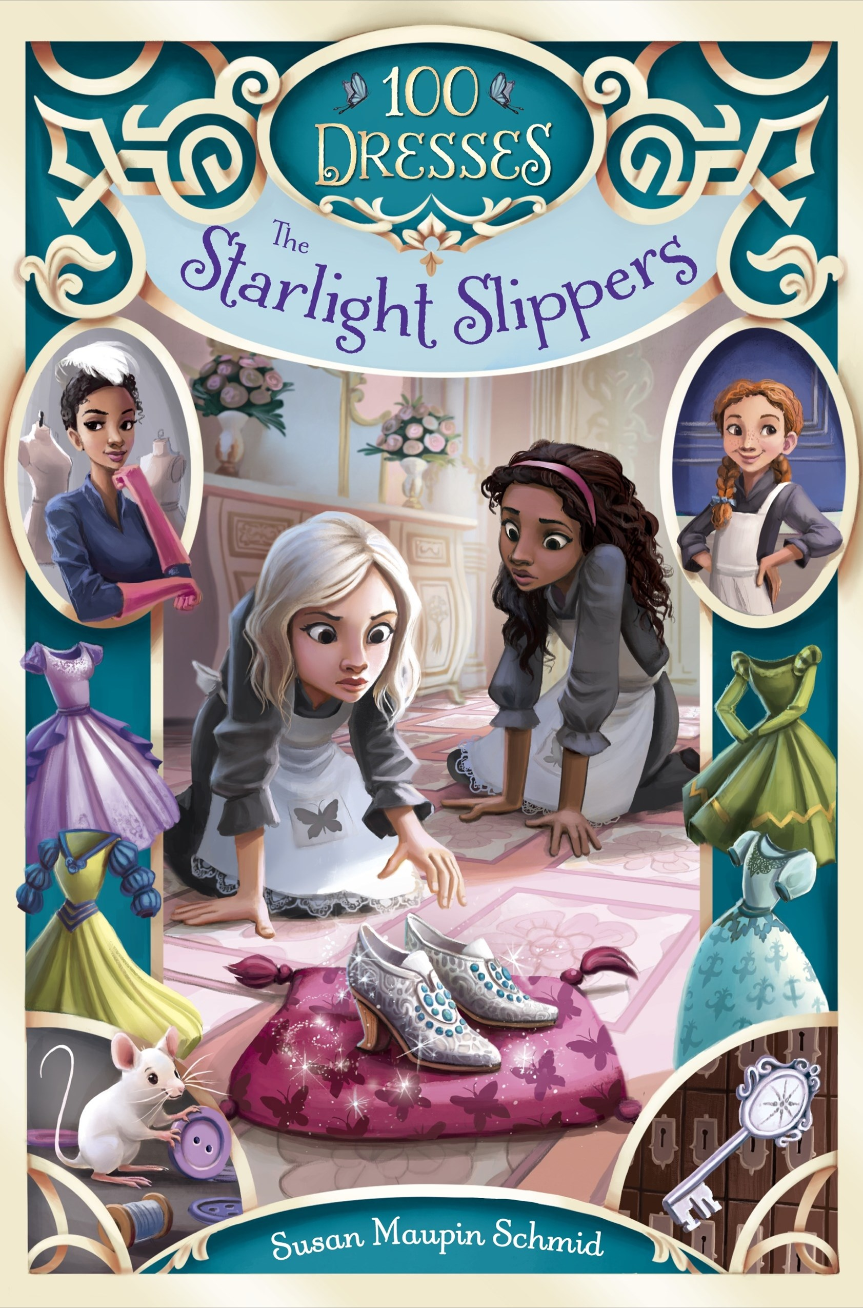 The Starlight Slippers