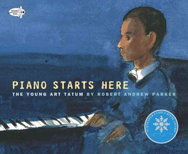 Piano Starts Here by Robert A. Parker (9780553533927) - PaperBack - Children's Fiction Intermediate (5-7)