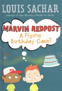 Marvin Redpost #6: a Flying Birthday Cake? - Children's Fiction Older Readers (8-10)