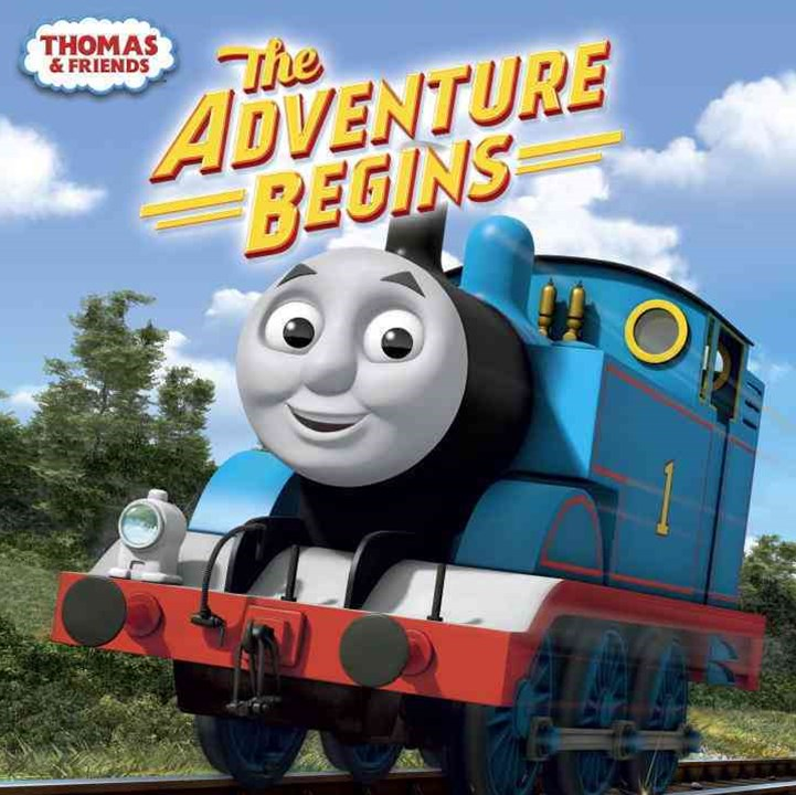 Thomas and Friends: the Adventure Begins (Thomas and Friends)