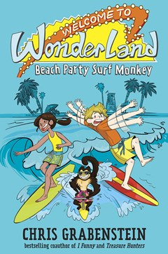 Welcome To Wonderland #2 Beach Party Surf Monkey