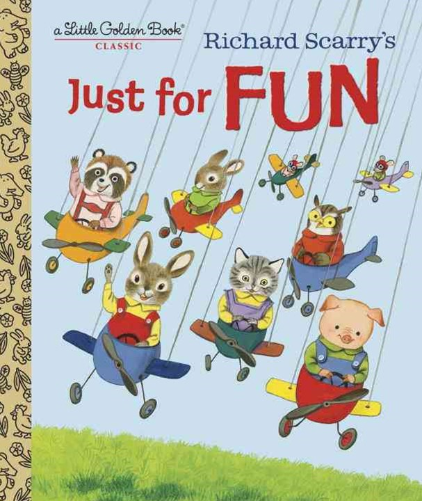 LGB Richard Scarry's Just For Fun