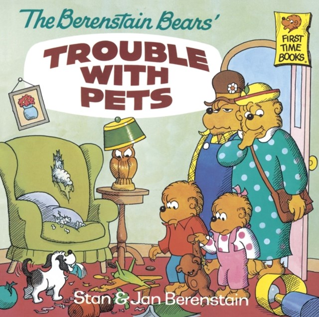 Berenstain Bears' Trouble with Pets