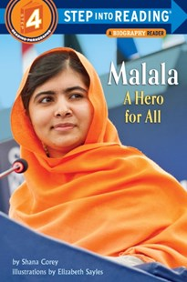 (ebook) Malala: A Hero for All - Non-Fiction Biography
