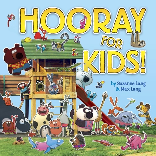 (ebook) Hooray for Kids