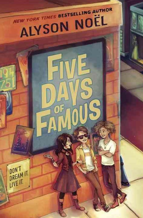 Five Days of Famous