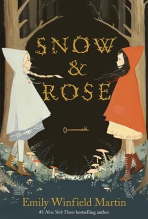 Snow and Rose