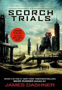 The Scorch Trials by James Dashner (9780553538229) - HardCover - Children's Fiction Teenage (11-13)