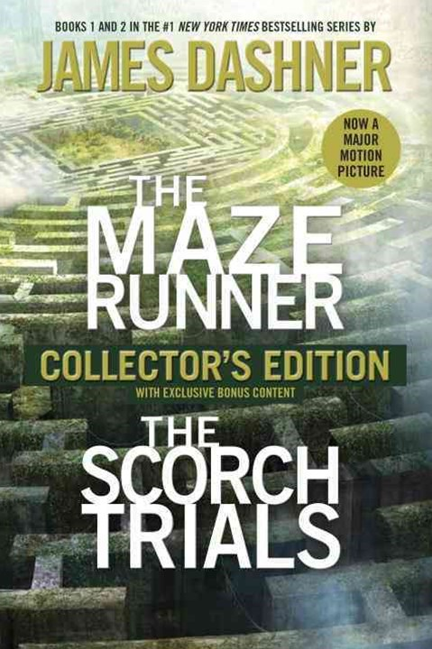 The Maze Runner and the Scorch Trials