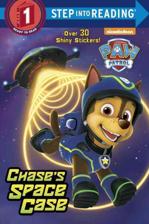 Chase's Space Case (Paw Patrol)