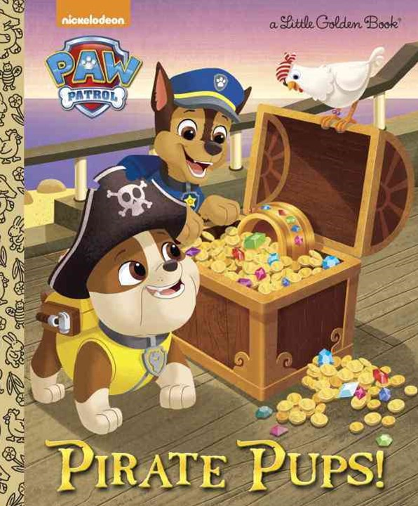 Pirate Pups! (Paw Patrol)