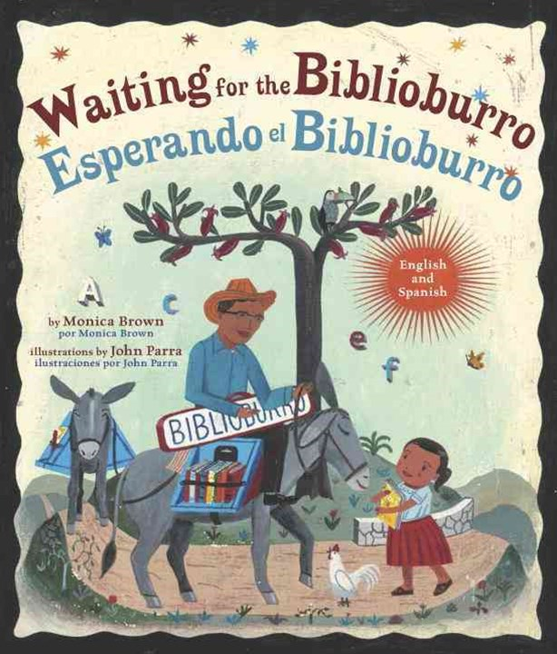 Waiting for the Biblioburro/Esperando el Biblioburro