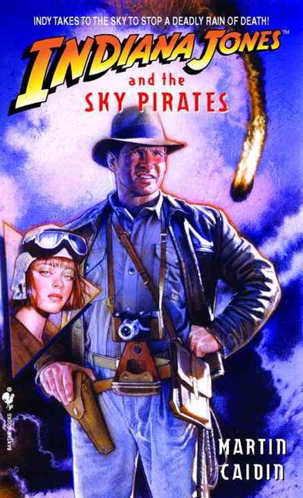 Indiana Jones & The Sky Pirate