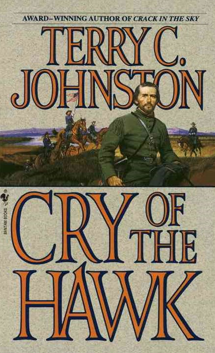Cry Of The Hawk(Scout Book)