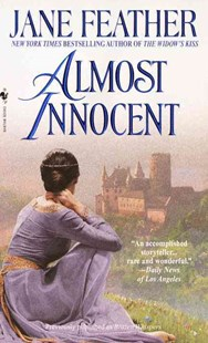Almost Innocent by Jane Feather, Jane Feather (9780553573701) - PaperBack - Historical fiction