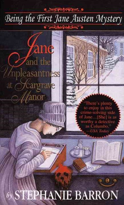 Jane and the Unpleasantness at Scargrave Manor