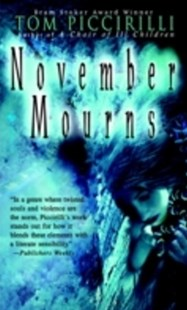 (ebook) November Mourns - Horror & Paranormal Fiction