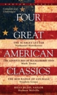 (ebook) Four Great American Classics - Classic Fiction