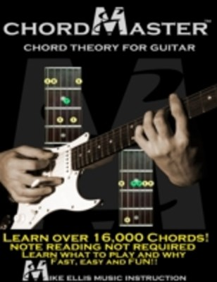(ebook) Chordmaster Chord Theory for Guitar
