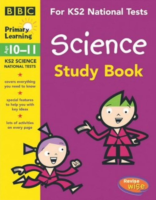 KS2 Revisewise Science Study Book