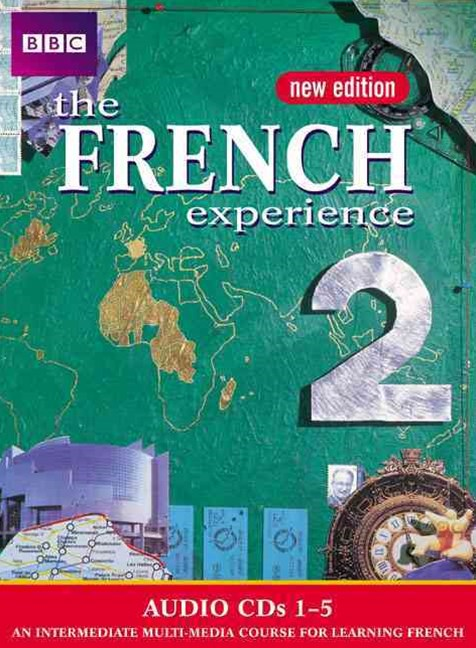The French Experience 2 Audio CDs