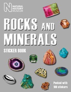 Rocks and Minerals Sticker Book by Natural History Museum (9780565093006) - PaperBack - Non-Fiction Art & Activity