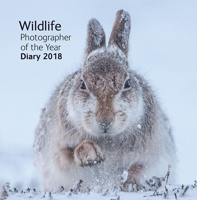 2018 Wildlife Photographer Pocket Diary