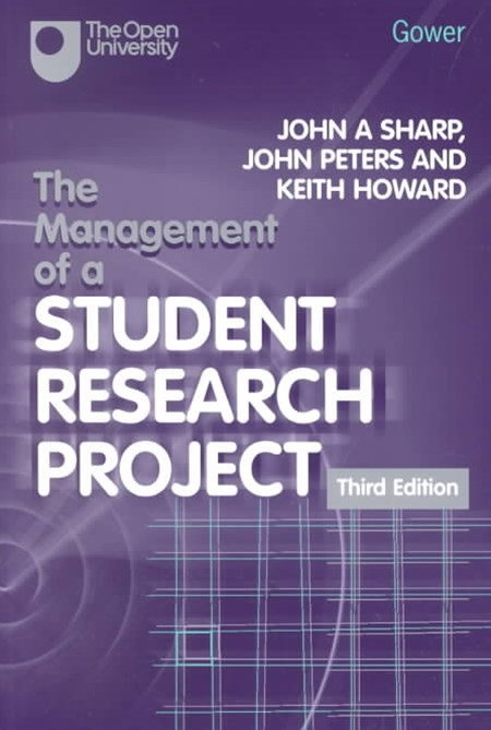 Management of a Student Research Project