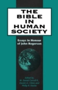 (ebook) Bible in Human Society - Religion & Spirituality Christianity