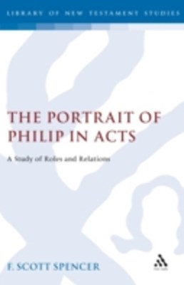 Portrait of Philip in Acts