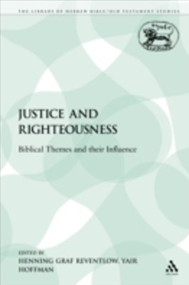 Justice and Righteousness
