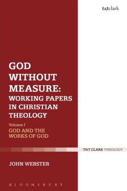 (ebook) God Without Measure: Working Papers in Christian Theology