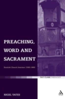 (ebook) Preaching, Word and Sacrament