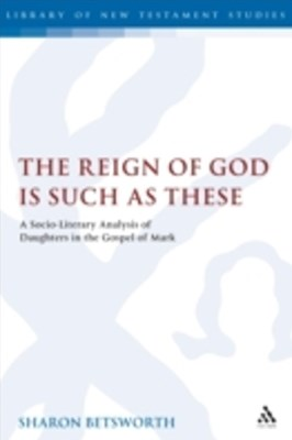 (ebook) Reign of God is Such as These
