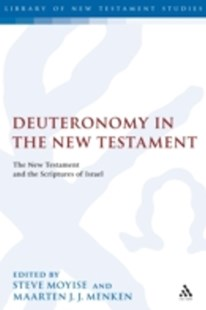 (ebook) Deuteronomy in the New Testament - Religion & Spirituality Christianity
