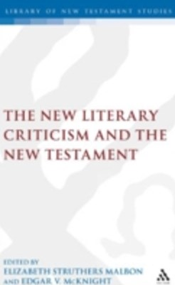 New Literary Criticism and the New Testament